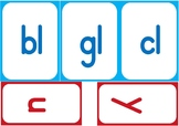 Phonics Flashcards / Word Builders
