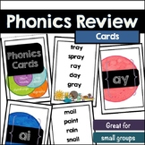 Phonics Review Cards