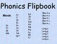 Phonics Flipbook