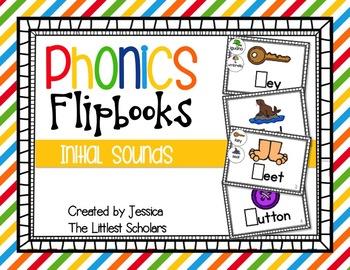 Phonics Flipbooks Bundle