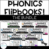 Phonics Flipbooks: Fluency and Word Work {THE BUNDLE}