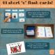 "Phonics Flips - Short ""e"" Flash Cards"