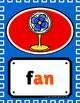 Phonics Fluency- '-AN' Word Family