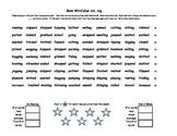 Phonics Fluency - Base + ed, ing, Long i, Long e, ar, or, ore
