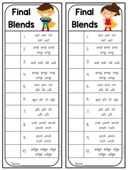 Phonics Fluency Bundle