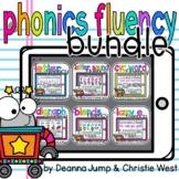 Phonics Fluency Bundle Digital Interactive Slides