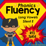 Phonics Fluency:  Long Vowel with Silent E
