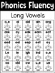 Phonics Fluency Read and Write (Long Vowels)