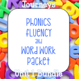 Phonics Fluency Passages and Worksheets