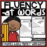 Phonics Fluency Pyramid Sentences