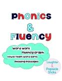 Phonics & Fluency Reading Pack
