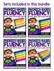 Phonics Fluency Sentences BUNDLE