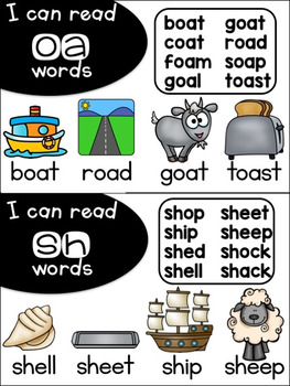 Phonics Fluency and Word Work