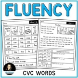CVC Fluency with Reading Comprehension Distance Learning