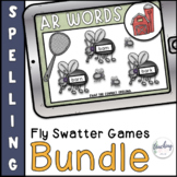 Phonics Fly Swatter Game - Year Long BUNDLE