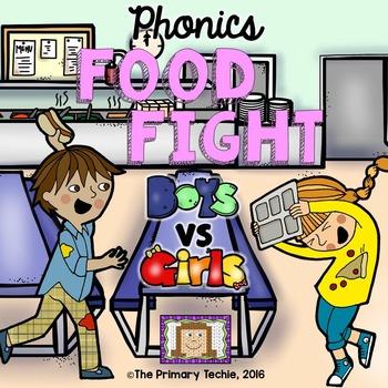 Phonics Food Fight