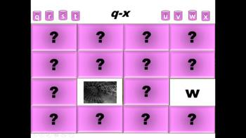 Phonics For Beginners Q-X