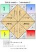 5 Different Phonics Fortune Tellers - vowels / diagraphs / consonants