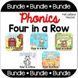 Phonics Four in a Row Bundle