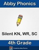 Phonics - Fourth Grade - Silent KN, WR, and SC Series