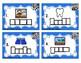 Phonics Frames Task Cards: Ew and oo Set