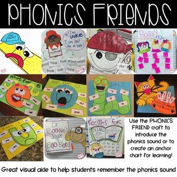 Phonics Friends BUNDLE
