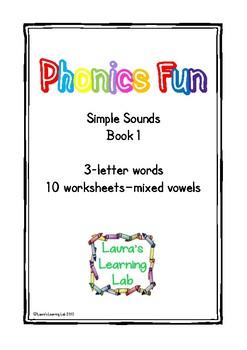 Phonics Fun Book 1