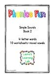 Phonics Fun Book 2
