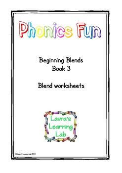 Phonics Fun Book 3