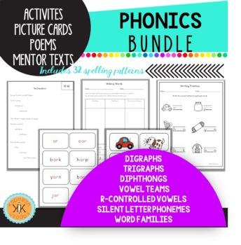 Phonics Fun Bundle