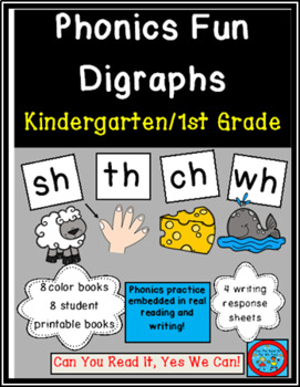 Phonics Fun: Digraphs