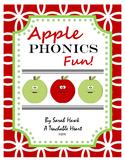 Phonics Fun Pack!  BINGO, Letter Cards, Cut & Paste, etc!