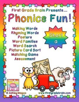 Phonics Fun: Short a Activities