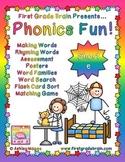 Phonics Fun: Short e Activities