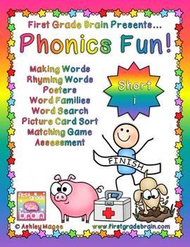 Phonics Fun: Short i Activities