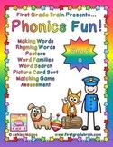 Phonics Fun: Short o Activities