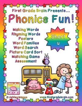 Phonics Fun: Short u Activities
