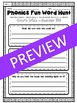 Phonics Fun Word Hunt Pack - IGH, Y Pattern