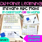 FUN Phonics Magnetic Board | ABC MATS |Distance Learning Printable | 1st
