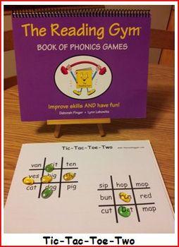 Phonics Game Book
