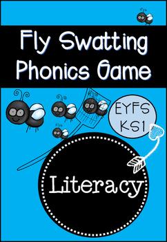 Phonics Game - Fly Swatting Phonics