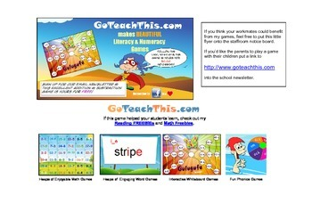 """""""Phonics Game"""" for Controlled R - 4 in a Row Phonics Game"""