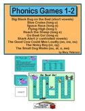 Phonics Games 1-2