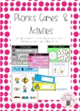 Phonics Games & Activities