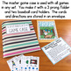 Phonics Games Year Long Growing Bundle, Slip It and Flip It Self Checking Games