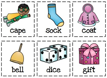 Phonics Games for Centers