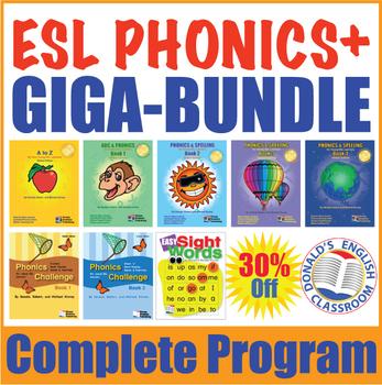 Phonics Giga Bundle
