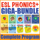 Phonics Giga Bundle
