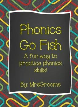 Phonics Go Fish
