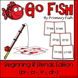 Phonics Go Fish - Beginning R Blends Edition
